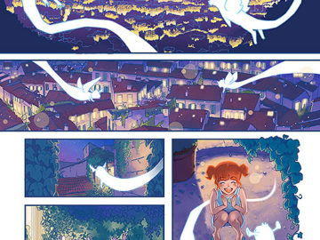 sample page for my project Aurelie